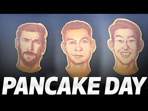 Video: INCREDIBLE SPURS PANCAKES! ft. Heung-min Son, Dele Alli, Harry Kane and Christian Eriksen!