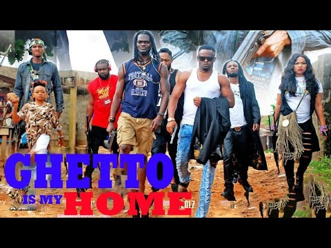 Ghetto Is My Home Season 6  - 2017 Latest Nigerian Nollywood Movie