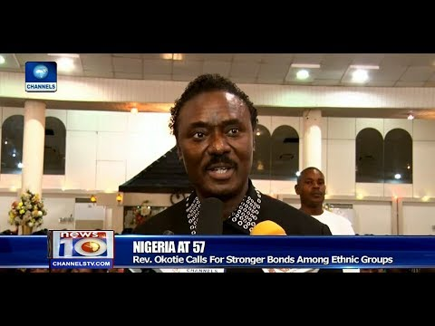 Nigeria@57: Chris Okotie Calls For Stronger Bonds Among Ethnic Groups