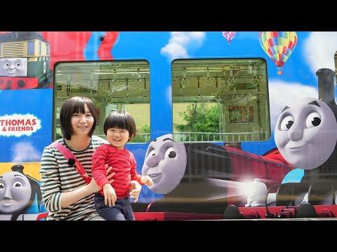 京阪電鉄きかんしゃトーマス号2017に乗ってきた
