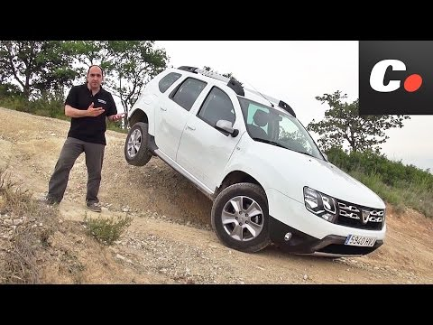 Dacia Duster 4×4 – Prueba / Test / Review Coches.net (2014)