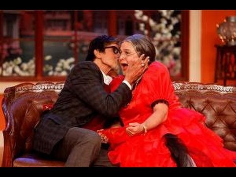 Big B's 'Jumma Chumma' On Comedy Nights - BT