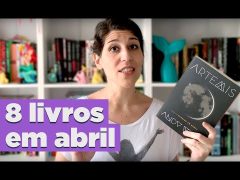 Lidos de Abril | BOOK GALAXY