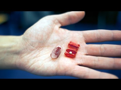 This Tiny 'Origami Robot' Developed at MIT Can Go Inside Human Body to Remove Accidentally Swallowed Objects