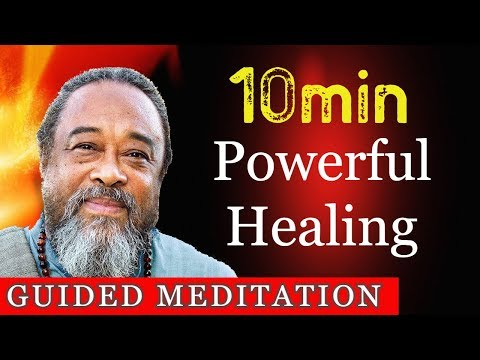 Mooji Guided Meditation: Don't Identify!!
