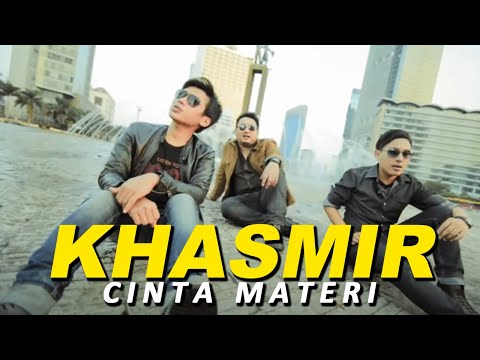 KASHMIR - Cinta Materi (Official Music Video Clip)