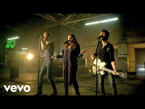 Lady Antebellum – Downtown