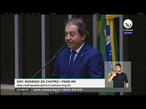 Rodrigo de Castro alerta para riscos de queimadas na Amazônia