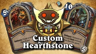 Video TOP CUSTOM CARDS OF THE WEEK #3 | Card Review | Hearthstone MP3, 3GP, MP4, WEBM, AVI, FLV Juni 2018