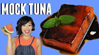 Video MOCK TUNA WATERMELON STEAK Recipe Taste Test MP3, 3GP, MP4, WEBM, AVI, FLV Desember 2018