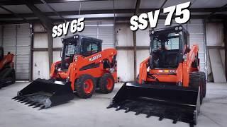 9. Kubota SVL vs SSV Quick Comparison