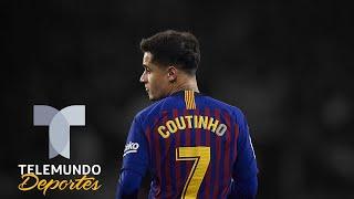 ¡Tic tac! A Coutinho se le agota el tiempo en el Barcelona | La Liga | Telemundo Deportes