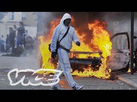 Revolution – 2011 Tottenham Riots!