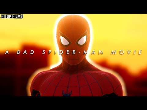 Spider-Man: Homecoming is a Bad SPIDER-MAN Movie (Video Essay)