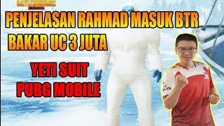 Video RAHMAD MASUK BTR ?? + YETI 3 JUTA GATCHA - PUBG MOBILE MP3, 3GP, MP4, WEBM, AVI, FLV Januari 2019