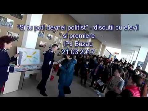 Discutii elevi - politisti
