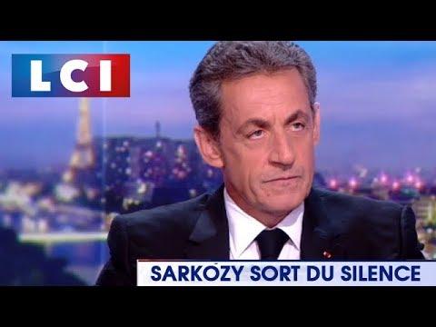 Contre attaque de Sarkozy