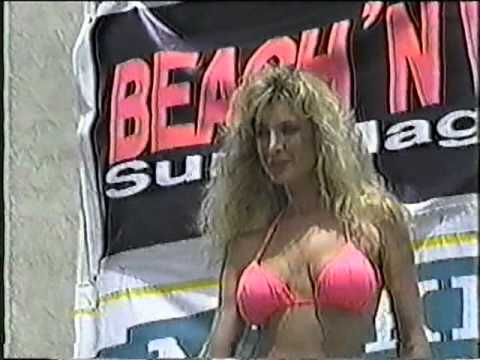 1991 Miss Mission Beach Bikini Contest