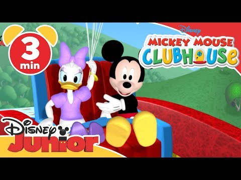Mickey Mouse Clubhouse | Magical Moments: Balloons | Disney Junior UK