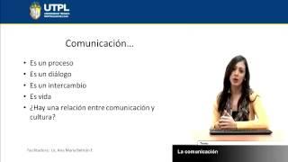 UTPL LA COMUNICACIÓN [(COMUNICACIÓN SOCIAL)(INTRODUCCIÓN A LA COMUNICACIÓN)]