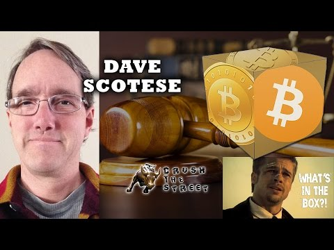 Bitcoin Transfers being Shut Down by US Government, What's in the Box?! - Dave Scotese of Litmocracy