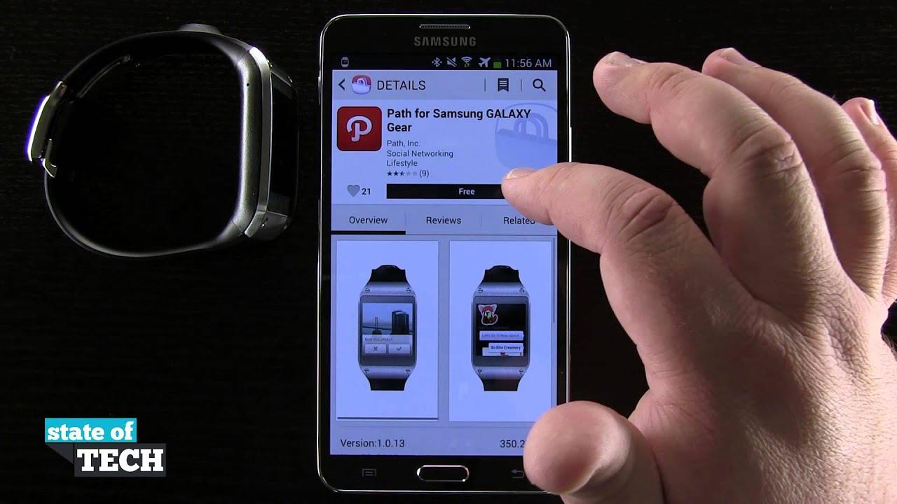Descargar Samsung Galaxy Gear Tips – Installing Apps para Celular  #Android