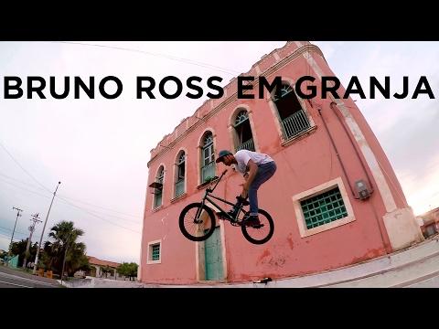 BRUNO ROSS EM GRANJA - SESSION BMX