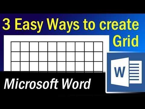 Cartesian graph in excel bajool 3 easy ways to create grid in microsoft word ccuart Gallery
