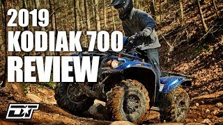2. Full Review of the 2019 Yamaha Kodiak 700 EPS SE