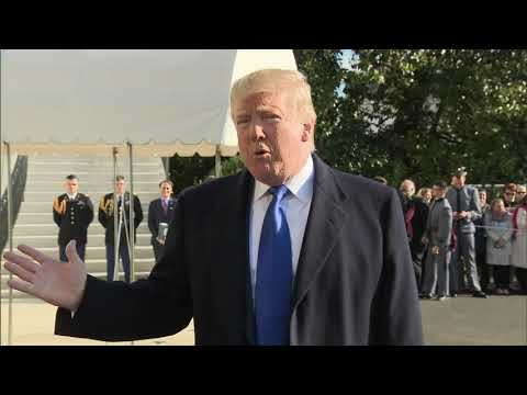 [RAW VIDEO] Trump to Bloomberg: 'Little Michael will fail'