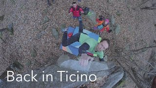 Back in Ticino by Dan Turner