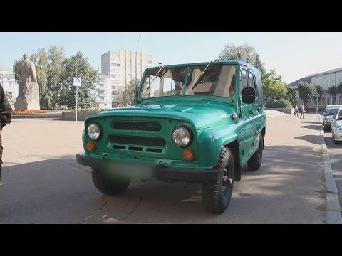 Info - http://www.zhitomir.info/news_139206.html Броньований автомобіль УАЗ у подарунок військовослужбовцям 10-го батальйону територ...
