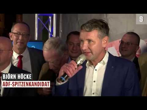 Landtagswahl Thüringen: Die Reaktionen der Parteien