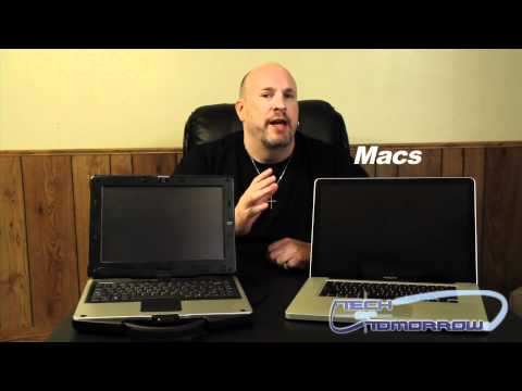 macvspc - Mac vs PC Whats the better deal for you as an end user? We break it down for you. Facebook: http://www.facebook.com/TechOfTomorrow Don't forget to subscribe!...