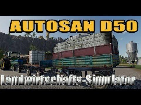Autosan D50 v1.0.0.0