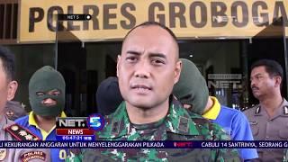 Salah Satu TNI Aktif Di Grobogan Terlibat Kasus Pembunuhan  - NET 5
