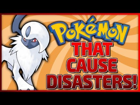 5 Pokémon That Can Cause Disasters