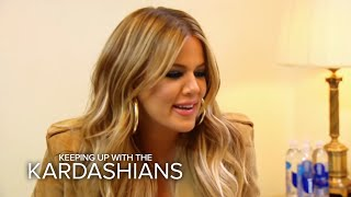 KUWTK | Kim Kardashian West Reveals 2nd Pregnancy to Khloé | E!