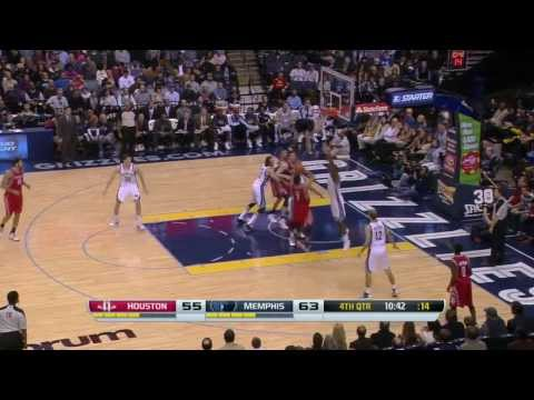 NBA Highlights: Rockets vs. Grizzlies 11/25/2013
