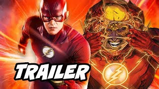 The Flash Season 5 Trailer 2 - Official New Suit and New Reverse Flash
