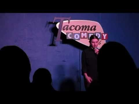 Tacoma Comedy Club 3/19/14