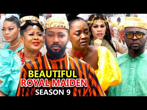 BEAUTIFUL ROYAL MAIDEN SEASON 9 - (New Movie) Fredrick Leonard 2020 Latest Nigerian Nollywood Movie