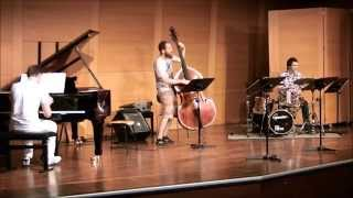 Christos Asonitis Trio - I Mean You