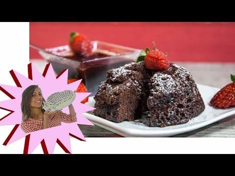 tortino al cioccolato velocissimo in 3 minuti!!