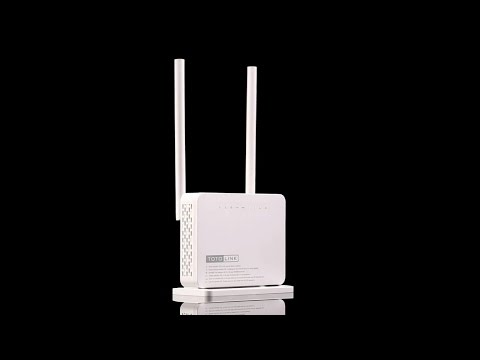 TOTOLINK ND300  - 300Mbps Wireless N ADSL2/2+ Modem Router