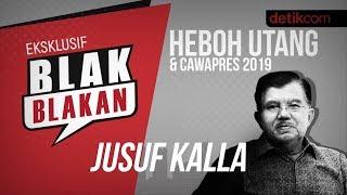Video [FULL] Blak-blakan Jusuf Kalla, Heboh Utang dan Cawapres 2019 MP3, 3GP, MP4, WEBM, AVI, FLV Agustus 2018