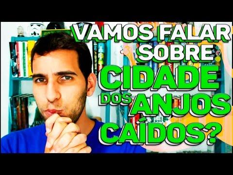 DISCUSSÃO DE CIDADE DOS ANJOS CAÃDOS CASSANDRA CLARE (com spoilers!) | Livraria em Casa