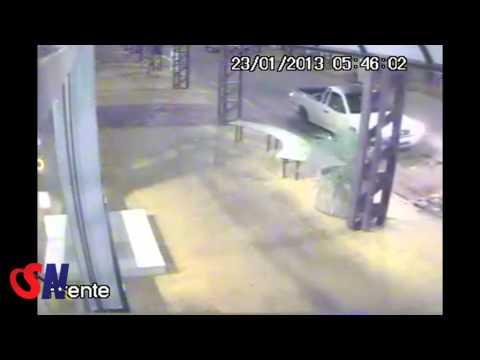 Suspeito de quebrar vidros de lojas em Juara e região noroeste para furtar é preso em Juína