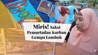 Download Video Miris! Ini Kata Saksi Pemurtadan Korban Gempa Lombok | MMC News MP3 3GP MP4