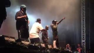 "De La Soul & Redman (LIVE)  performing ""Oooh"" @ Out4Fame Festival Hünxe Germany July 30th 2016"